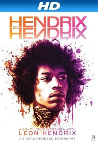 HENDRIX ON HENDRIX Poster