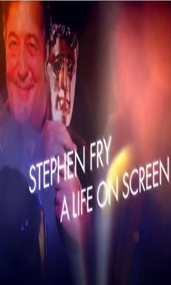 A Life On Screen: Stephen Fry Poster