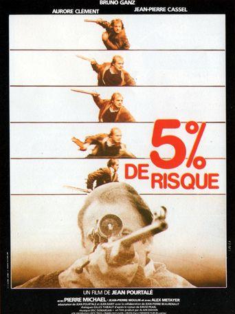 5% de Risque Poster