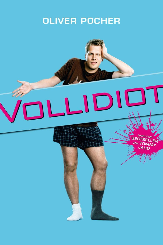 Vollidiot Poster