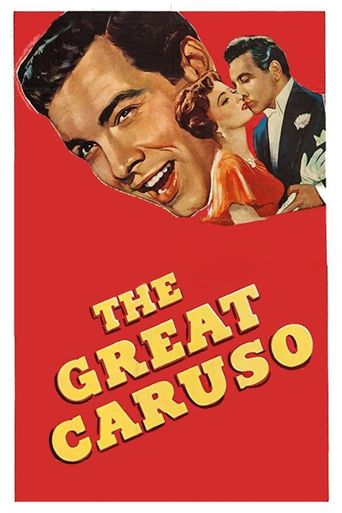 The Great Caruso Poster