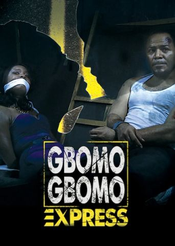 Gbomo Gbomo Express Poster