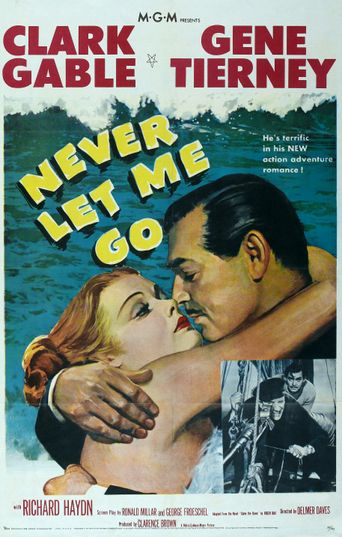 Never Let Me Go Poster