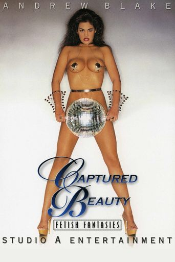 Captured Beauty Poster