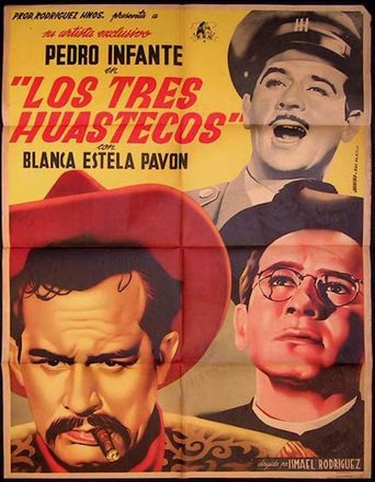 Los Tres Huastecos Poster