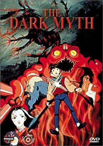 The Dark Myth Poster