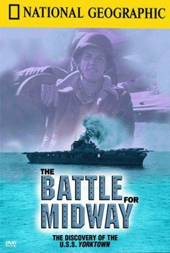 National Geographic Explorer: The Battle For Midway Poster