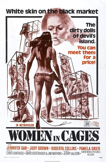 Women in Cages Poster