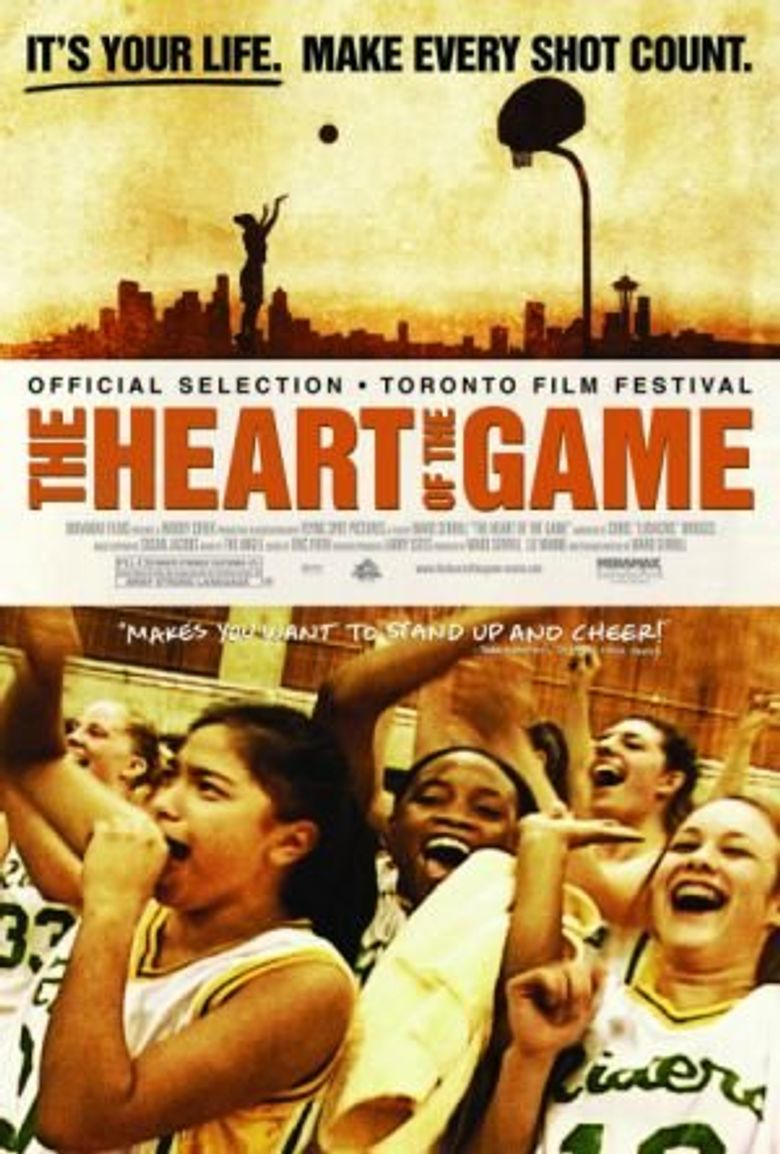 The Heart of the Game Poster
