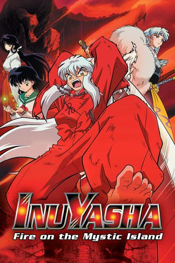 Watch Inuyasha the Movie 4: Fire on the Mystic Island