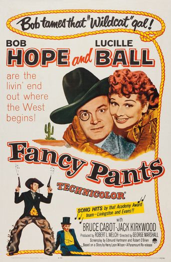 Watch Fancy Pants