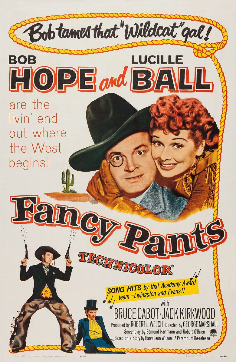 Fancy Pants Poster