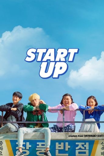 Start-Up Poster