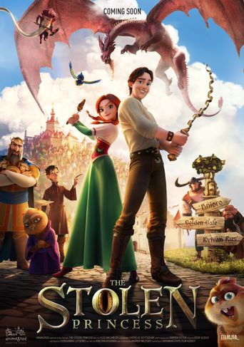 The Stolen Princess: Ruslan and Ludmila Poster