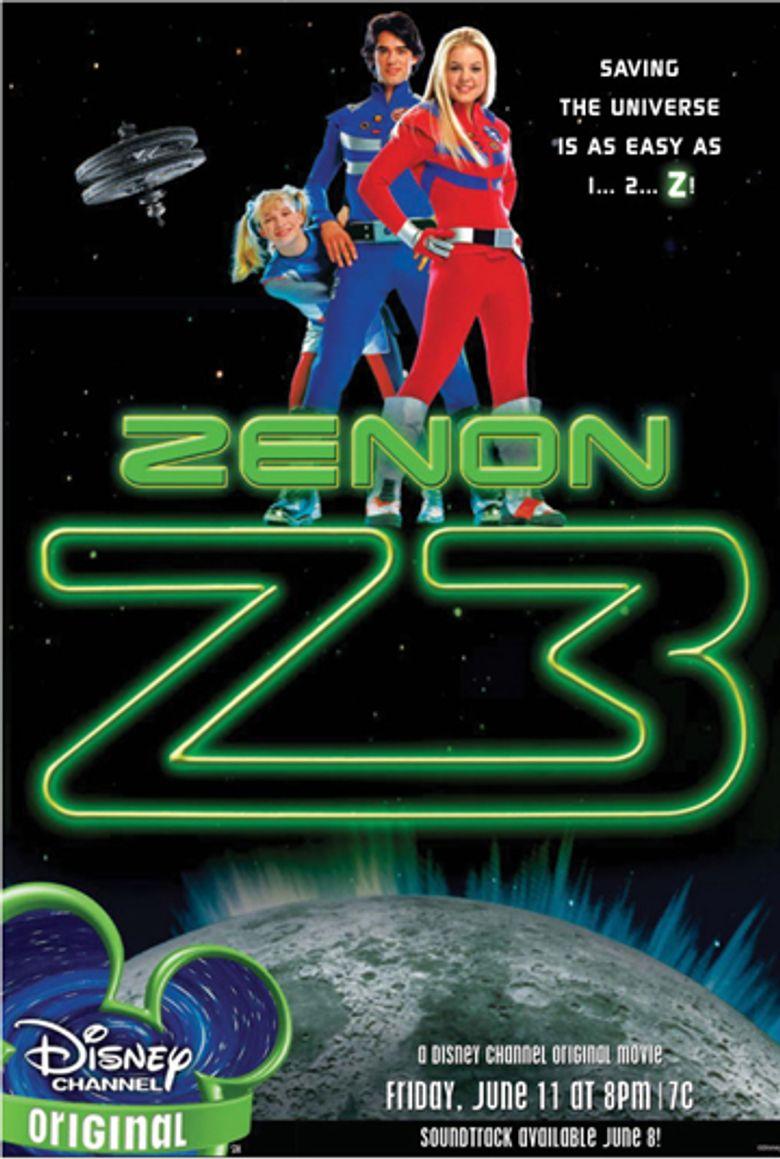 Zenon: Z3 Poster