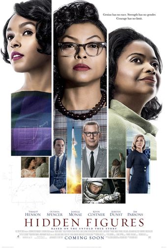 Watch Hidden Figures