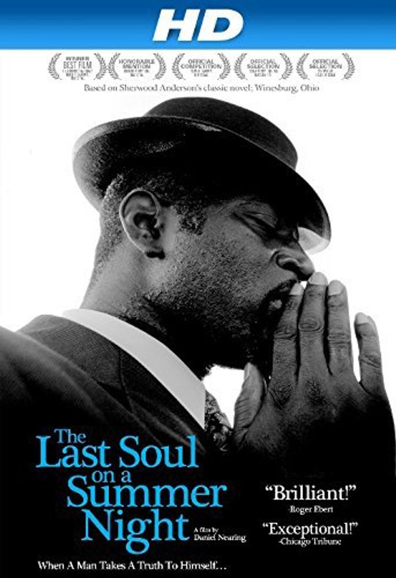 The Last Soul on a Summer Night Poster
