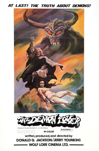 The Demon Lover Poster