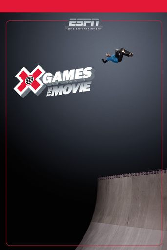 X Games 3D: The Movie Poster