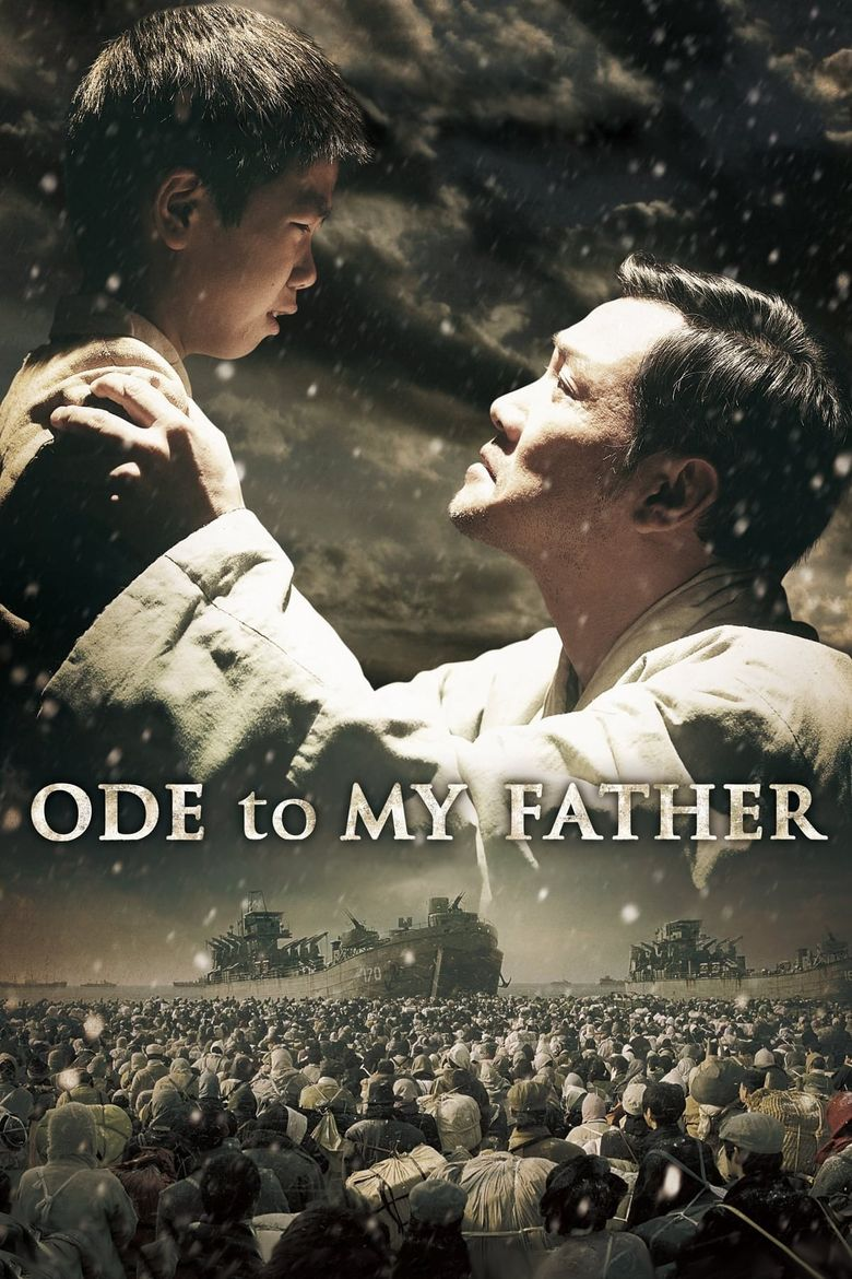 Ode to My Father Poster
