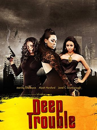 Deep Trouble Poster