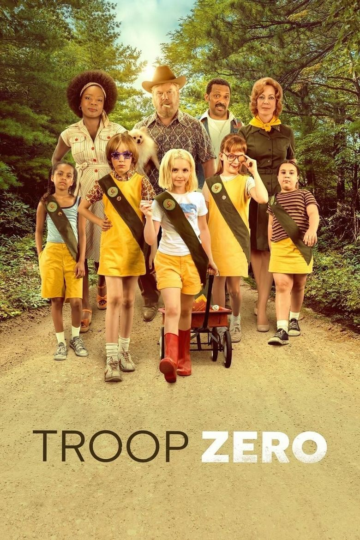 Troop Zero Poster