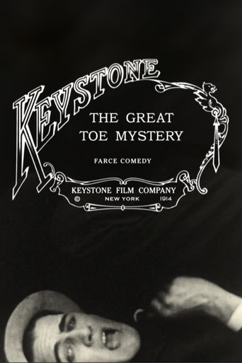 The Great Toe Mystery Poster