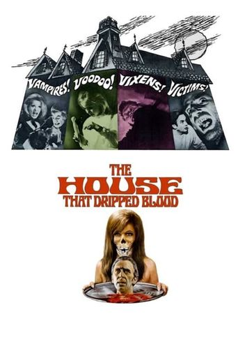 Watch The House That Dripped Blood