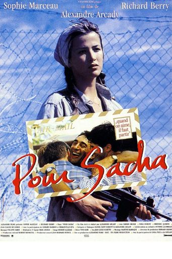 For Sasha Poster