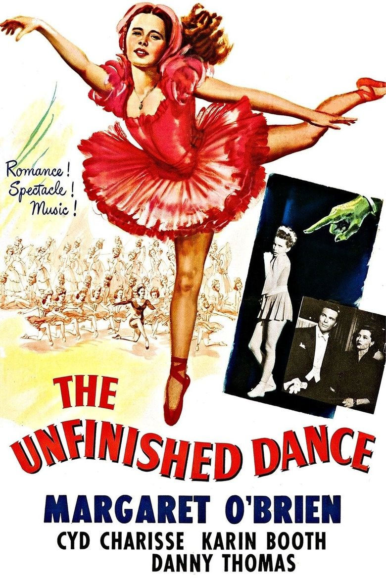 The Unfinished Dance Poster
