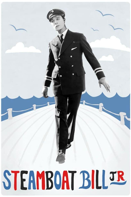 Steamboat Bill, Jr. Poster