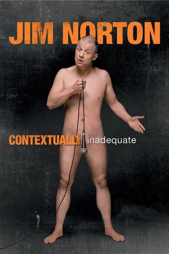 Jim Norton: Contextually Inadequate Poster