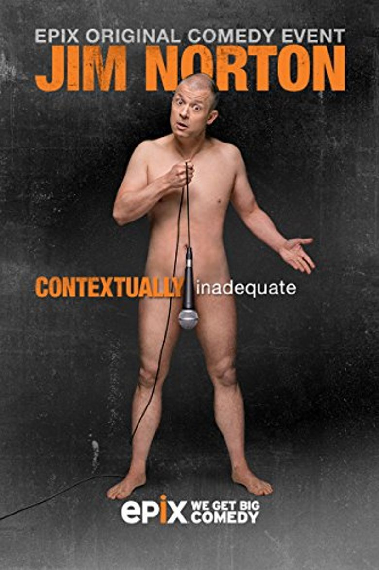 Jim Norton: Contextually Inadequate Poster