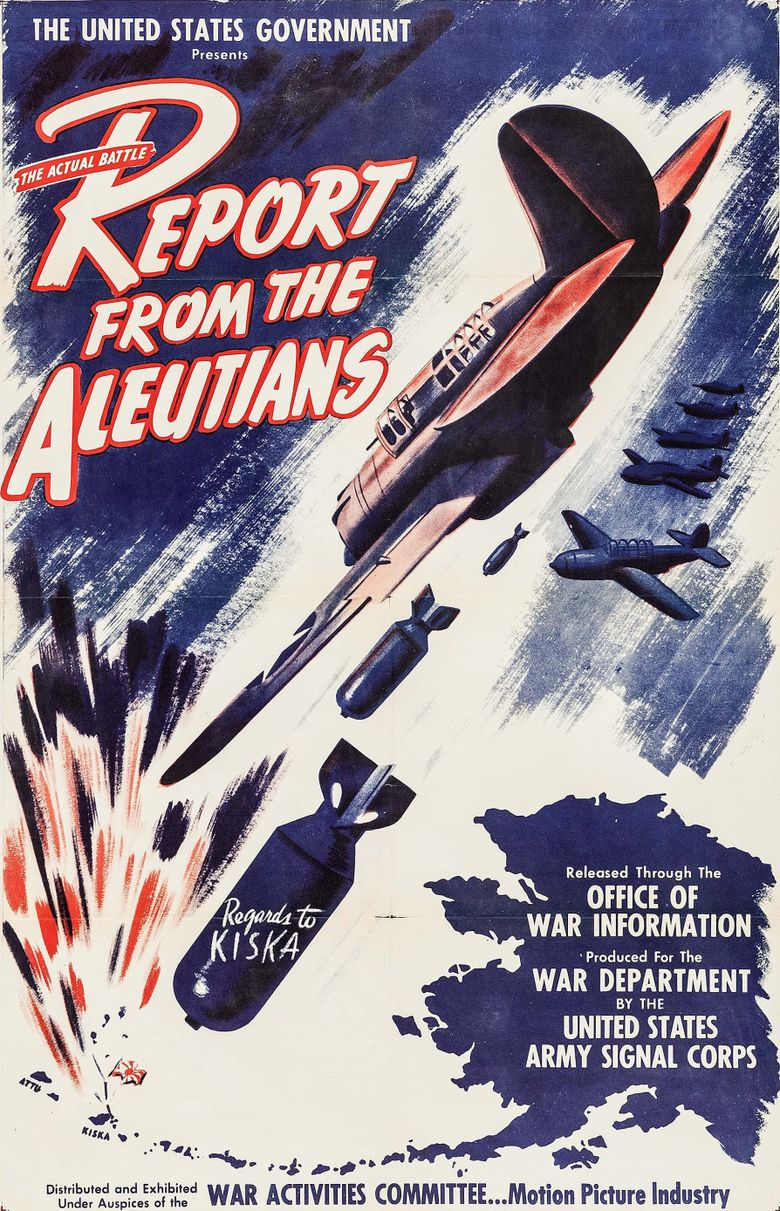 Report from the Aleutians Poster