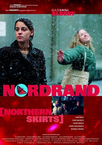 Northern Skirts Poster