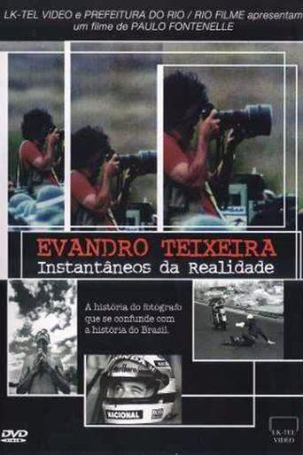 Evandro Teixeira: Snapshots of Reality Poster