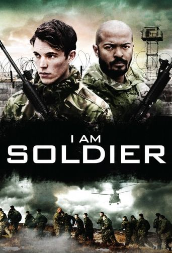 I Am Soldier Poster