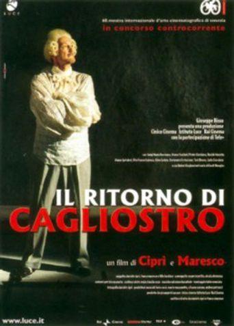Il ritorno di Cagliostro Poster