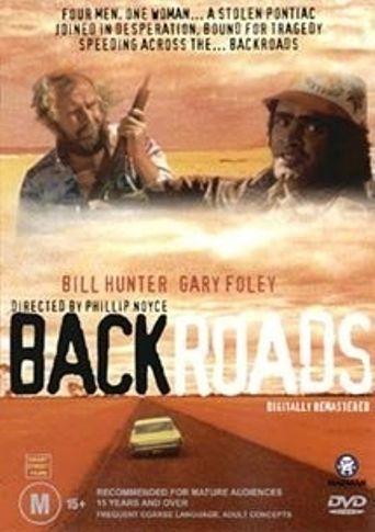 Backroads Poster
