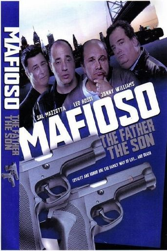 Mafioso: The Father The Son Poster