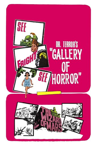 Dr. Terror's Gallery of Horrors Poster