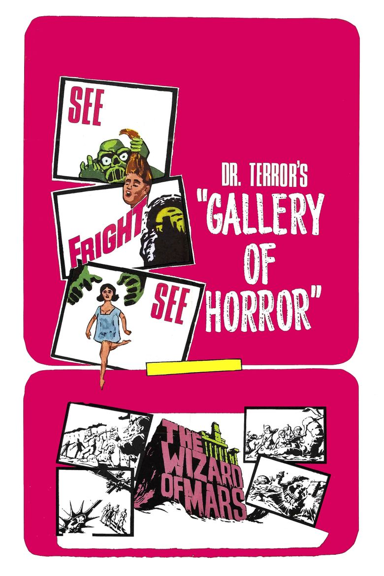 Gallery of Horror Poster