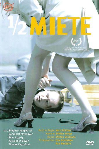 Halbe Miete Poster
