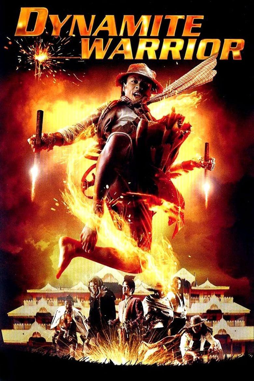 Dynamite Warrior Poster