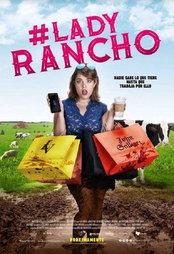 Lady Rancho Poster