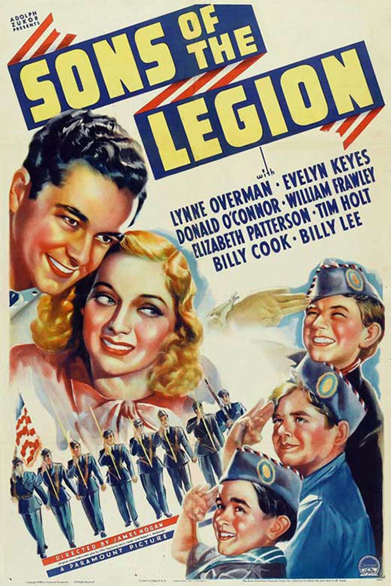 Sons of the Legion Poster