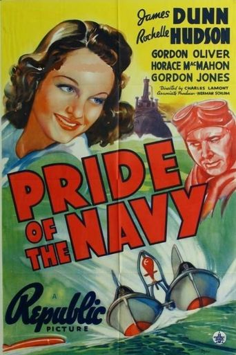 Pride of the Navy Poster