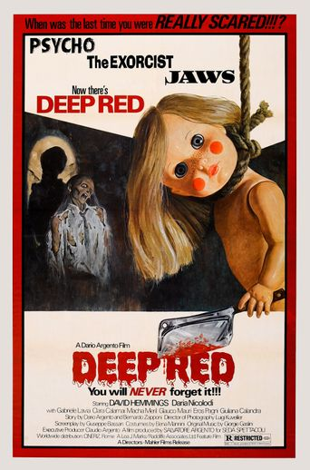 Watch Deep Red