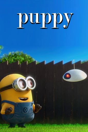 Minions: Puppy Poster