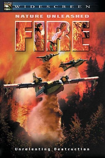 Nature Unleashed: Fire Poster